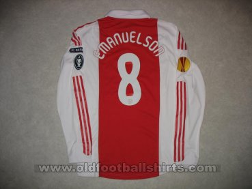 Ajax Home football shirt 2009 - 2010