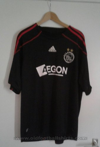 Ajax Away football shirt 2009 - 2010