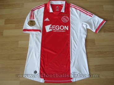 Ajax Home football shirt 2011 - 2012