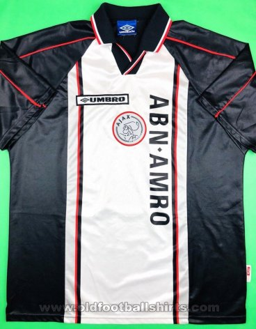 Ajax Away football shirt 1998 - 1999