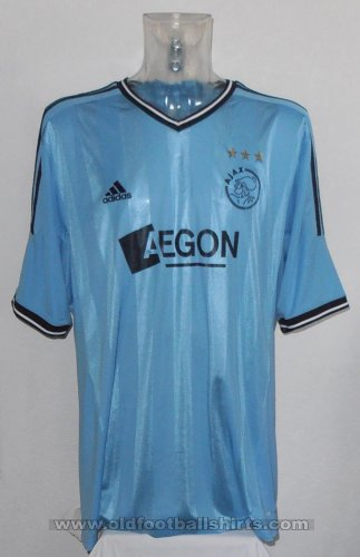 Ajax Away football shirt 2011 - 2012