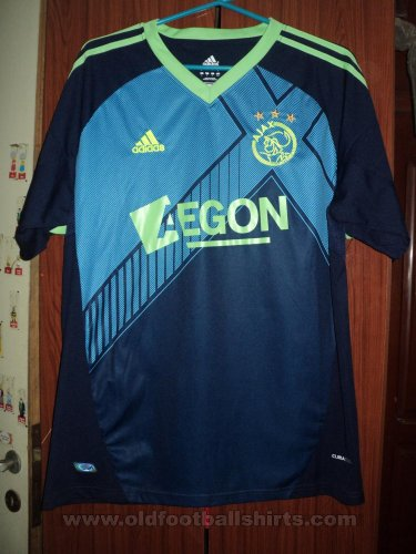 Ajax Away voetbalshirt  2012 - 2013