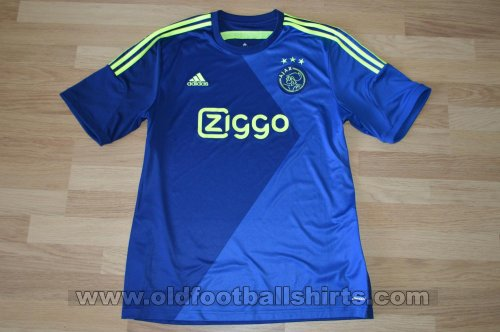 Ajax Away football shirt 2014 - 2015