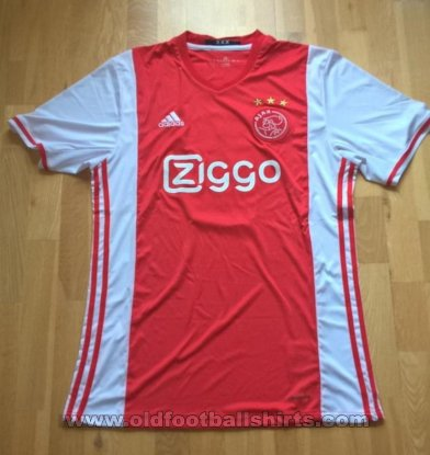 Ajax Home football shirt 2016 - 2017