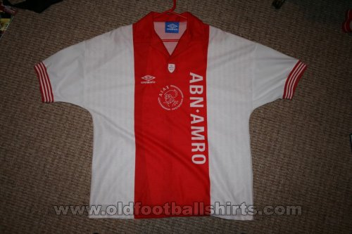 Ajax Special football shirt 1993 - 1994