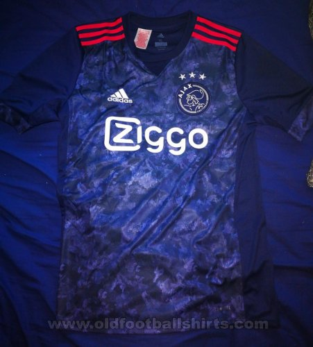 Ajax Away football shirt 2017 - 2018