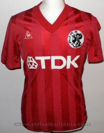 Ajax Away football shirt 1982 - 1983