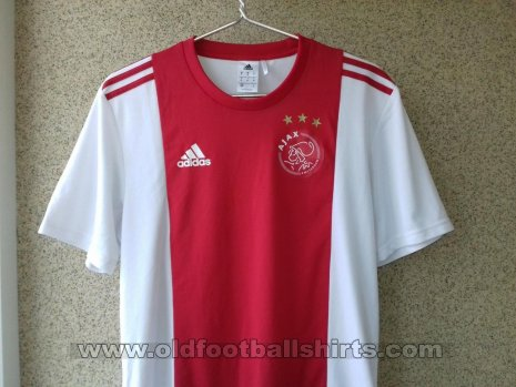 Ajax Home football shirt 2015 - 2016