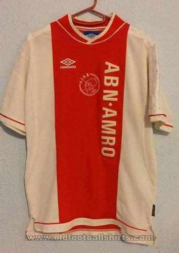 Ajax Home football shirt 1999 - 2000