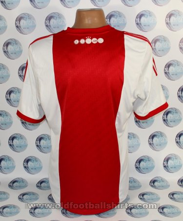Ajax Home football shirt 2013 - 2014