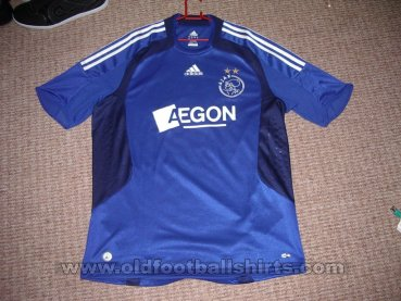 Ajax Away Camiseta de Fútbol 2008 - 2009