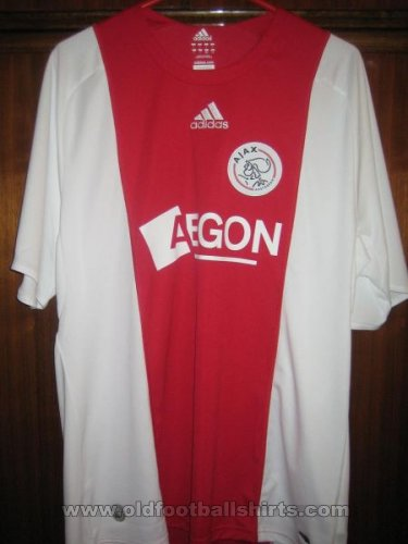 Ajax Home football shirt 2008 - 2009