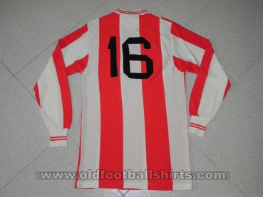 Barreirense Home football shirt 1968 - 1969