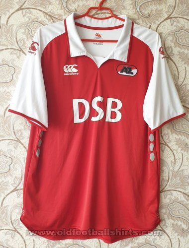 AZ Alkmaar Home football shirt 2008 - 2009