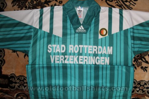 Feyenoord Away football shirt 1993 - 1994