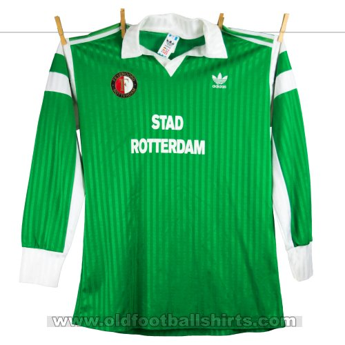 Feyenoord Away football shirt 1991 - 1992