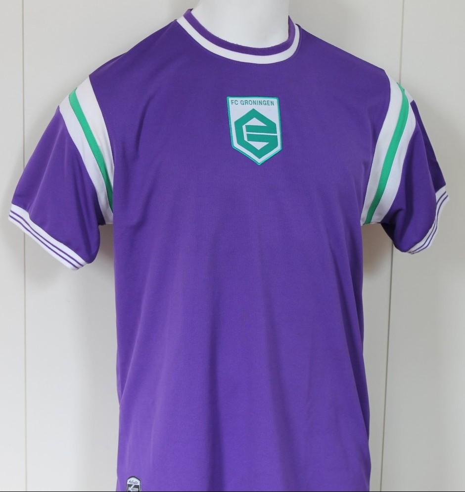Fc Groningen Retro Replicas Football Shirt 2005 2006