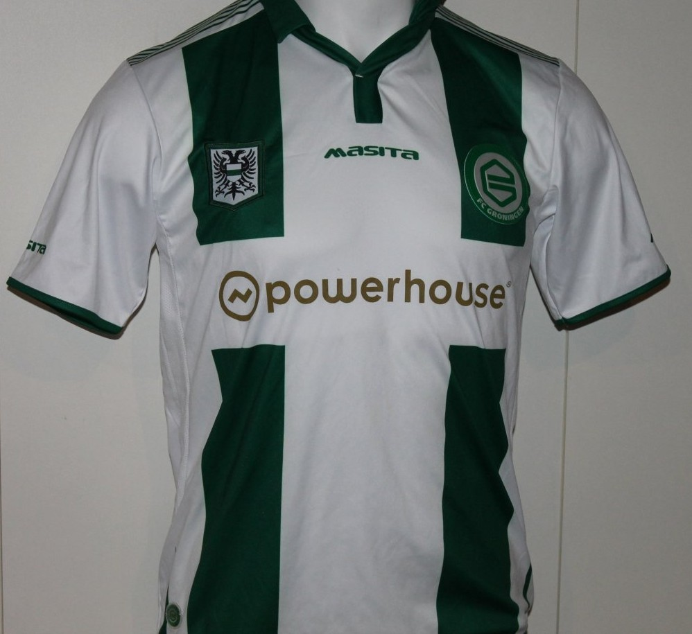 Fc Groningen Special Football Shirt 2014 2015 Sponsored By Powerhouse