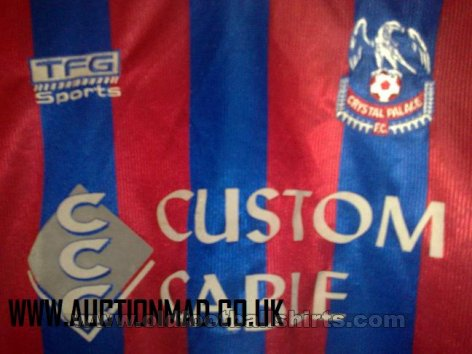 Crystal Palace Special football shirt 2000 - 2001