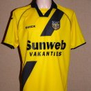 NAC Breda football shirt 2005 - 2006