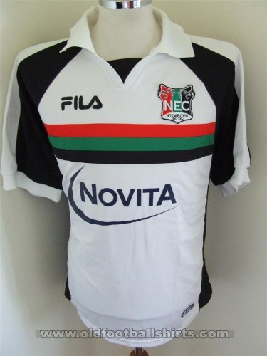 NEC Nijmegen Away maglia di calcio (unknown year)