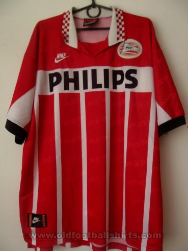 PSV Eindhoven Home football shirt 1995 - 1996