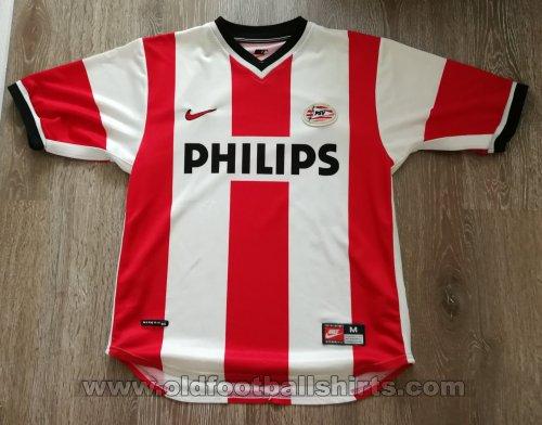 PSV Eindhoven Home football shirt 1998 - 2000.
