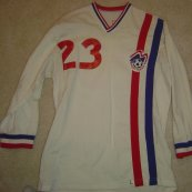 Home football shirt 1974 - ?