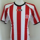 Resovia Rzeszow football shirt 2008 - 2009