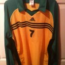 Ethiopia football shirt 2002 - ?