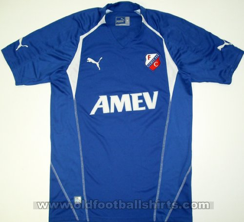 FC Utrecht Away football shirt 2004 - 2005