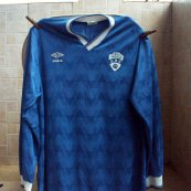 Home football shirt 1997 - 2003