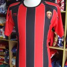 FK Vardar Skoplje football shirt 2011 - 2012