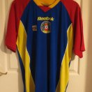 Swaziland football shirt 2004 - 2005