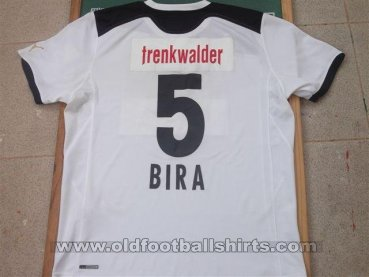 FC Admira Wacker Mödling Home football shirt 2010 - 2011