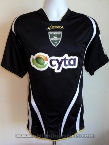 Anagennisi Dherynia Goalkeeper football shirt 2011 - 2012