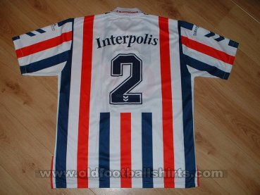 Willem II Home football shirt 1997 - 1998