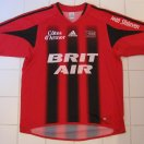 Guingamp football shirt 2000 - 2001