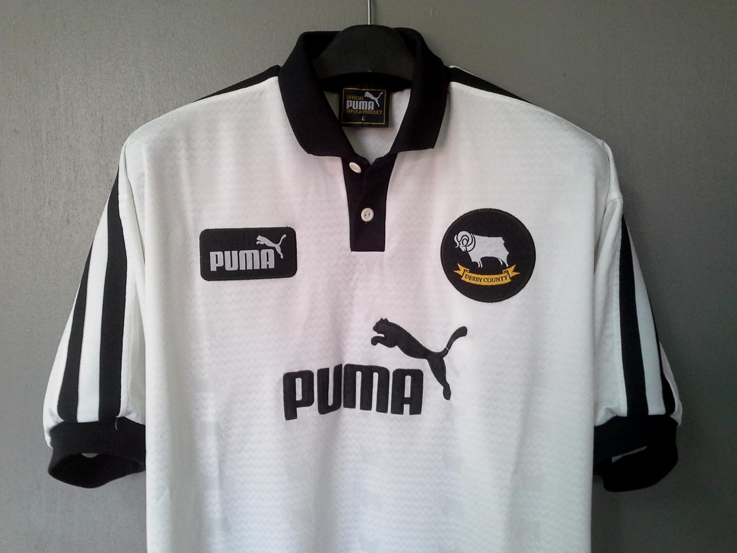 derby county shirt