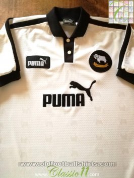 Derby County Home football shirt 1997 - 1998