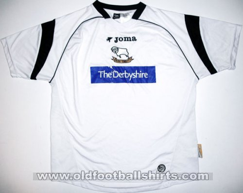 Derby County Home football shirt 2006 - 2007
