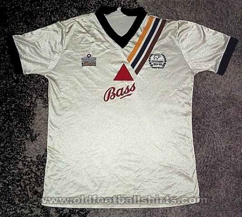 Derby County Special football shirt 1984 - 1985