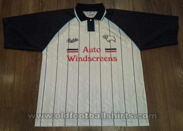 Derby County Home football shirt 1993 - 1994