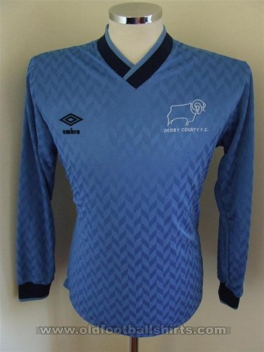 Derby County Special football shirt (unknown year)
