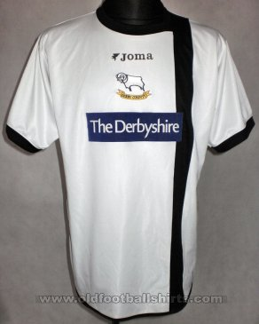 Derby County Home football shirt 2005 - 2006