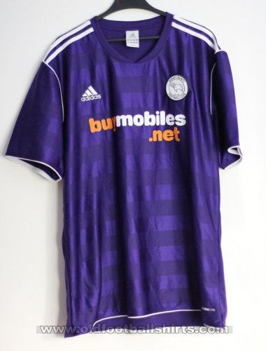 Derby County Away baju bolasepak 2011 - 2012