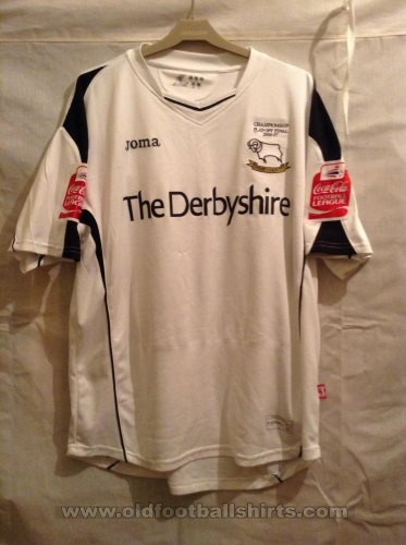 Derby County Special football shirt 2007