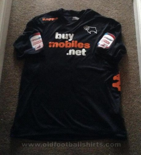 Derby County Away football shirt 2012 - 2013