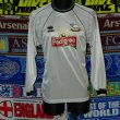 Thuis  voetbalshirt  2001 - 2003