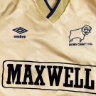 Third football shirt 1987 - 1989